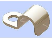 6mm saddle type clip