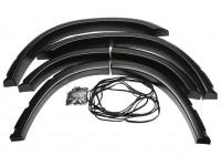 Extra wide wheel arch Set - P38 / Disco2 / L322