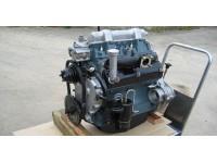 Cylinder block paint Serie 1 engine