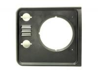 Headlamp finisher - Right hand - Black