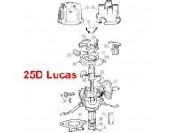 Vacuum unit Lucas 25D distributor