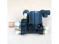 Soupape de secours pour réservoir à air pneumatique