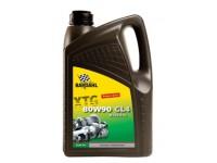 Oil 80W90 mineral 5L - API GL4