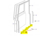 Front door bottom sill seal - Def up to 2005