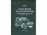Manuel d'atelier Land Rover