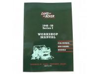 Workshop Manual Series I 1948-1958