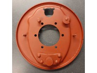 Brake anchor plate assembly RH 1948-64 - reconditioned