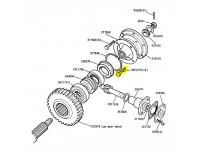 Bolt UNF rear transfer flange - fixing rear propshaft