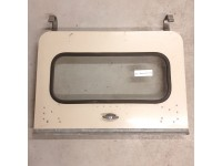 Rear lid complete assembly Serie 2/3 - used
