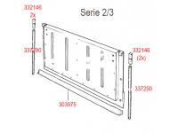 Tailboard rubbers - Serie 2/3
