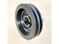 Double crankshaft pulley 2.25L - used