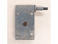 Bottom plate for rear spring - RHS