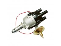 Distributor 25D electronic ignition - top exit - negative earth