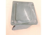 Cover plate for wiper motor - used