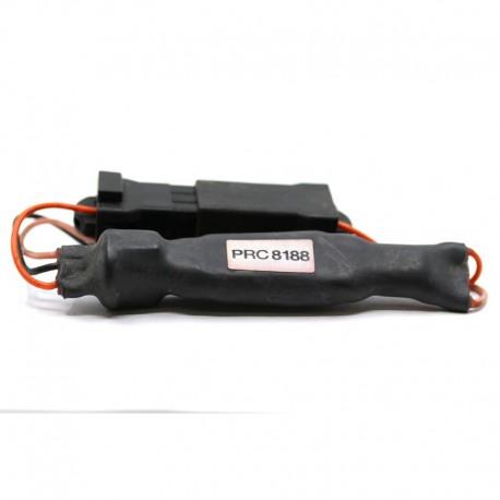 Capacitor - radio suppression