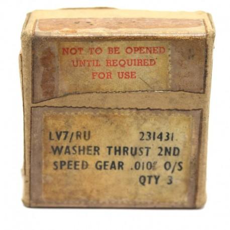 """Thrust washer 0.135"""""""