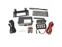 Multi-function 8-way switch panel system