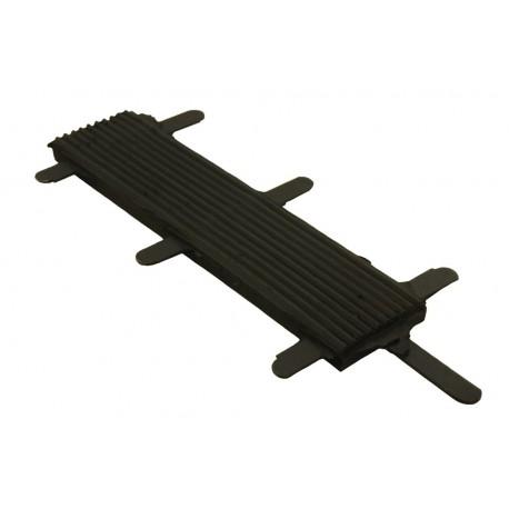 Accelerator pedal rubber