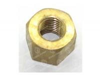 Exhaust nut brass 5/16 UNF