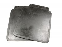 Mudflap kit rear Disco 1