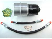Support de filtre à huile adaptable