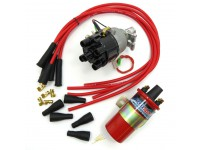Kit allumage électronique distributeur 45D - masse négative