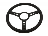 """Steering whell 15"""" - leather"""