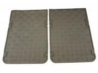 Floor matting second row 109/110/130