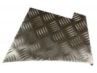 Protections coins arrière de benne 2mm - Def90