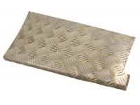 Protections coins arrière de benne 3mm - Def110