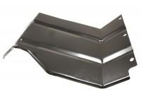 Mudflap bracket - Rear - Left hand Disco 1