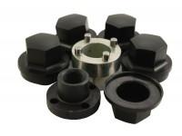 Locking wheel nut - Set of 5 - Steel wheels