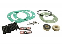 Seal kit for free wheel hubs AVM - 10 spline