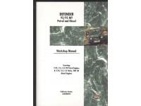 """Manuel d'atelier Defender 90"""" et 110"""" 1993-1995"""