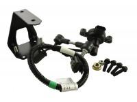 Air suspension height sensor LH