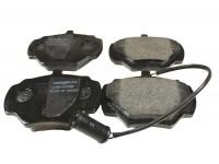 Kit plaquettes de frein arrière avec capteur