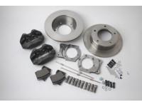 Disc front brake conversion kit - 16mm studs