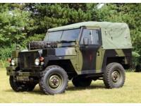 "Bâche complète 88"" - véhicule radio"