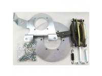 Conversion hand brake to hand brake disc - Serie