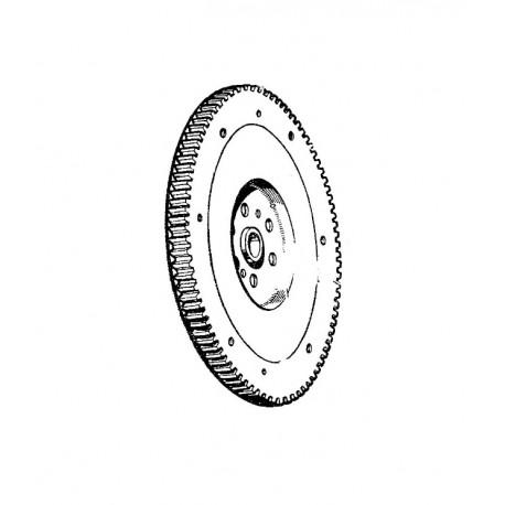 Flywheel assembly 1949-54