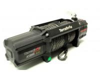 Treuil Terrafirma 5,4T - corde - télécommande