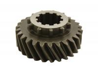 Rear mainshaft gear rear - PTO