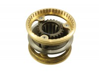 3rd/4th synchro clutch gear assembly - upto suffix C inclusive