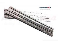 Sand tracks aluminium - Pair - 150 x 37cm