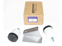 Tank kit brake & clutch master cylinder