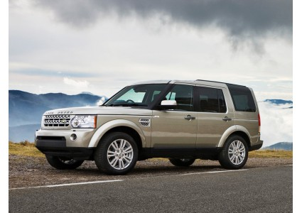 Discovery 4  2009-2016