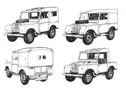 "Serie 1 80"" & Minerva 1948-1953"