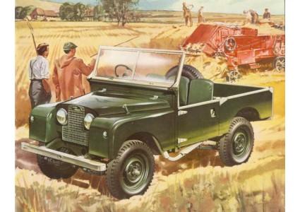 "Serie 1 86/88/107"" 1954-1958"