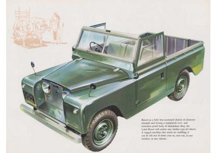 Serie 2/2A 1958-1971